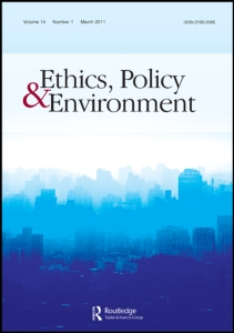 Journal of Ethics, Policy, & Environment
