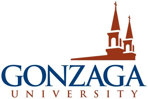 Gonzaga Logo with Church