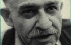 Portrait of Social Ecologist Murray Bookchin