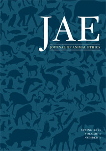 Animal Ethics Journal Cover