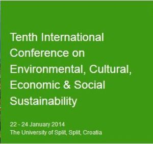 Sustainability Conferecne