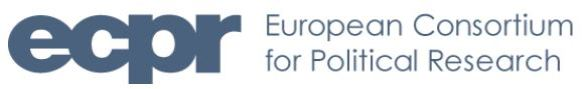 European Consortium for Political Research