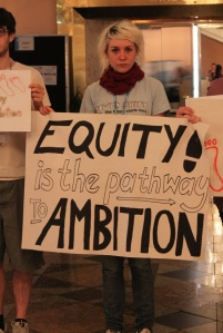 Equity is the Pathway to Ambition