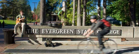 Evergreen State College - 2