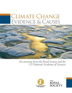Climate Evidence and Causes