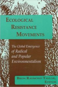 ecologcial resistence movements