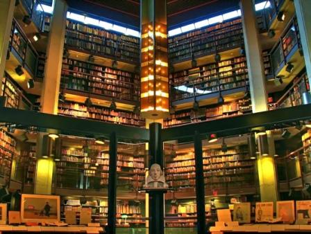 Library University of Toronto