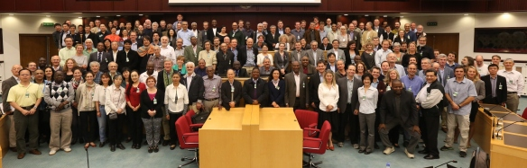 IPCC Working Group 3 - Group Shot