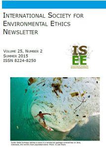 ISEE Newsletter 2015 summer
